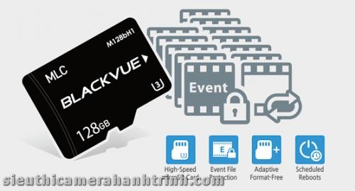 Quản lý và bảo vệ bộ nhớ tối ưu nhất Blackvue DR900S