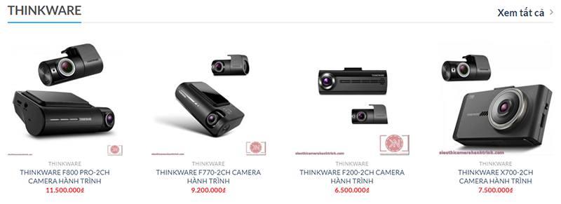 camera hành trình thinkware