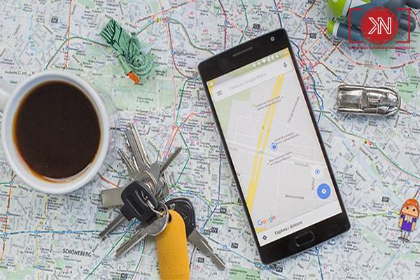 Cách sử dụng bản đồ trên điện thoại